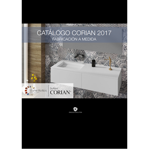 Catalogue Dupont Corian 2017
